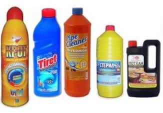 как прочистить канализацию содой