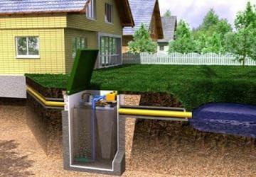 как провести центральную канализацию