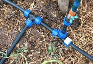водопровод из полиэтиленовых труб своими руками видео