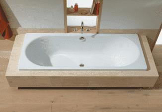 лучшие стальные ванны