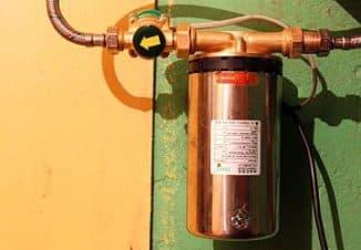 насос для горячего водоснабжения
