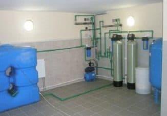 вода в частный дом из скважины