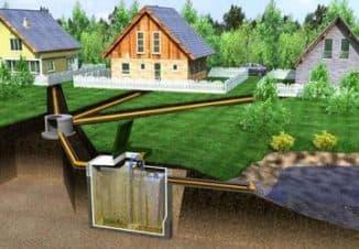 канализация для загородного дома что выбрать отзывы