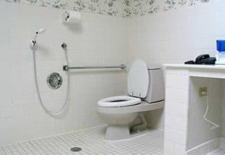 гигиенический душ со смесителем скрытого монтажа