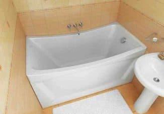 акриловая вставка в ванную отзывы о фирмах
