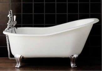 стальные ванны преимущества