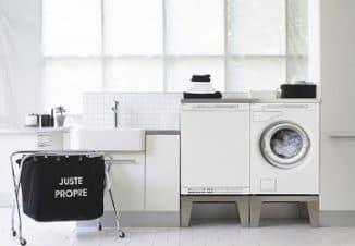 правильное подключение стиральной машины к канализации