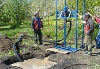 Как самому пробурить скважину для воды: своими руками, на даче, видео